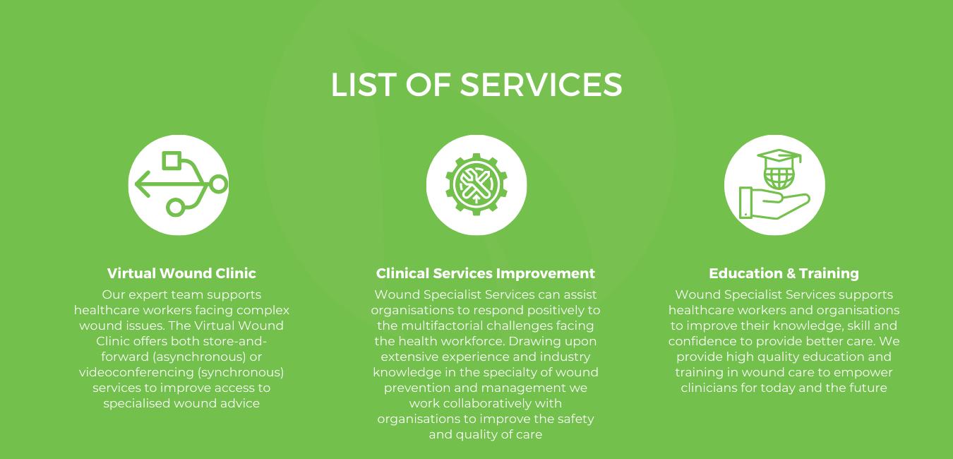 Wound Specialist Services